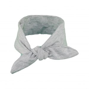 Plain Grey baby/Toddler Hair Wrap