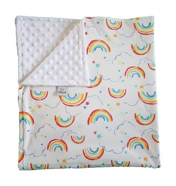 Magical Rainbow Blanket
