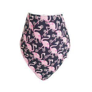 Fancy Flamingo Bib
