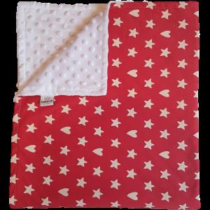 Hearts & Stars Blanket