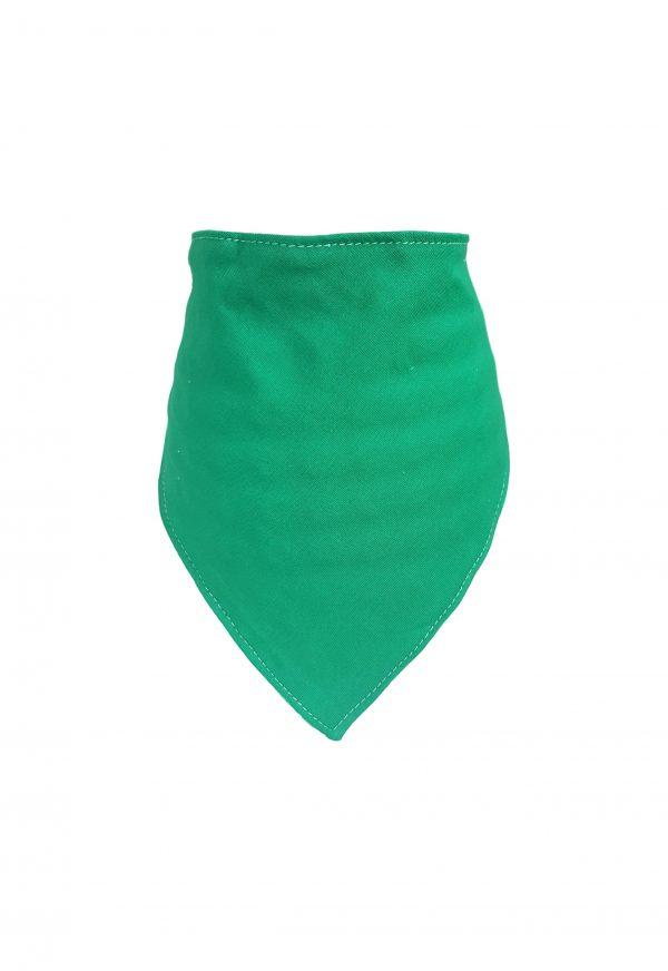 Plain Green Bib