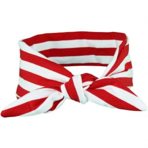 Red & White Stripey