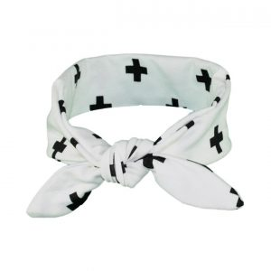X Marks The Spot Baby/Toddler Hair Wrap