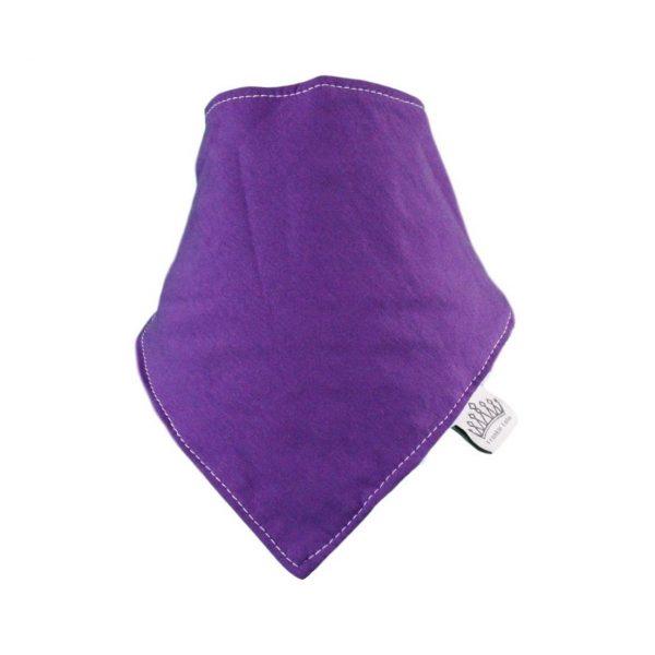 Dark Purple Bib