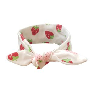 Strawberry Explosion hair wrap